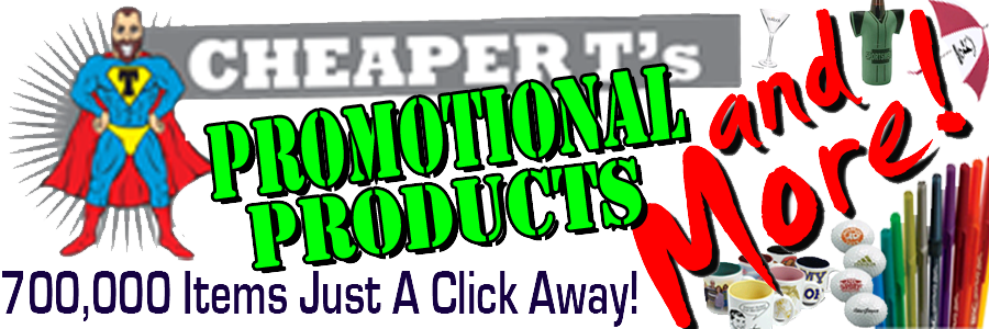 Cheaper T's Promotional Products